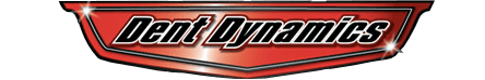 Dent Dynamics the Paintless Dent Removal experts Paintless Dent Repair Logo